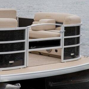 Image 4 - 12 V Marine Yacht Boot Schritt Licht Courtesy Licht Umgebungs Lampe Weiß/Blau Caravan Motor Home Zubehör