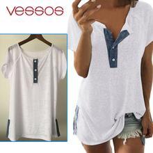 Модная Удобная хлопковая белая женская футболка Harajuku Vingage, женская футболка размера плюс с коротким рукавом, летняя женская футболка Ulzzang