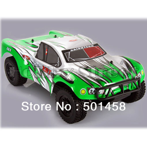 SST 1981T2 1 10 Scale 4WD brush Electric Off Road Short Course Truck