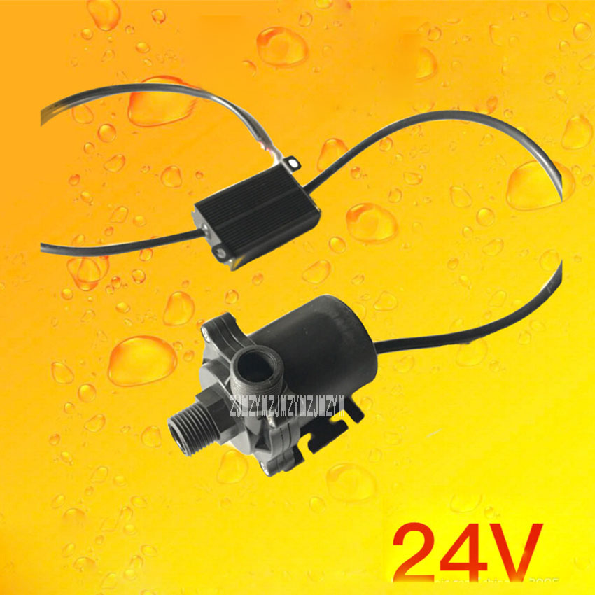 New Arrival Solar DC Pump 24v Water Pump 15 Meters Head DC Brushless Water Pump Submersible Pump NC50A-24150 1200L / H Hot Sale janod набор для вырезания со стразами принцессы мира 9 принцесс