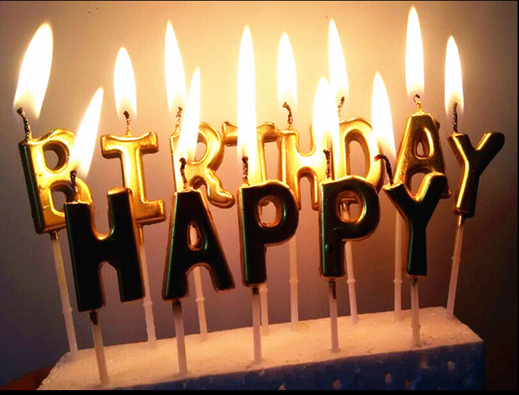 Happy fucking bday birthday cake candle naughty party