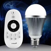 2.4G MiLight E27 9W Wireless Smart CW/WWLED Lamp Bulb + 2.4G RF CCT/DIM Remote Control For Good Reputation
