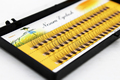 2boxes Natural Soft False Eyelashes Extension Deluxe Lashes VOLUME Flase Eyelashes Fans 3d Eyelashes/8/9/10/11/12/14mm