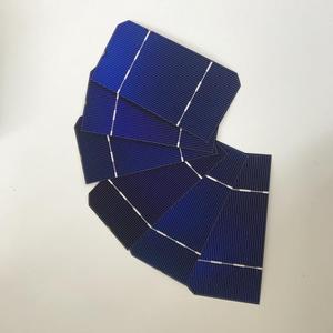 "Image 5 - 25 יחידות 125 מ""מ * 62.5 מ""מ ALLMEJORES Monocrysatlline תאים סולריים 1.4 W 0.5 V כל חתיכה עבור diy 12 V 35 W פנל סולארי מטען"