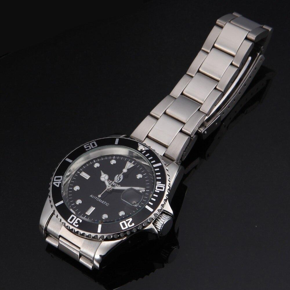 2ee77a1923b ▻SEWOR Homens De Luxo Da Marca Mecânico Automático relógio de pulso ...