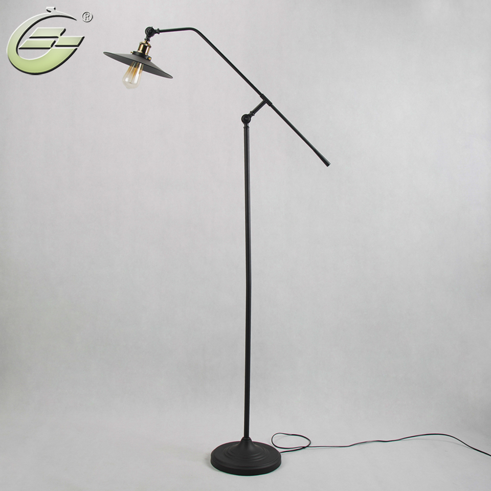 Online Get Cheap Industrial Floor Lamp Aliexpress Com