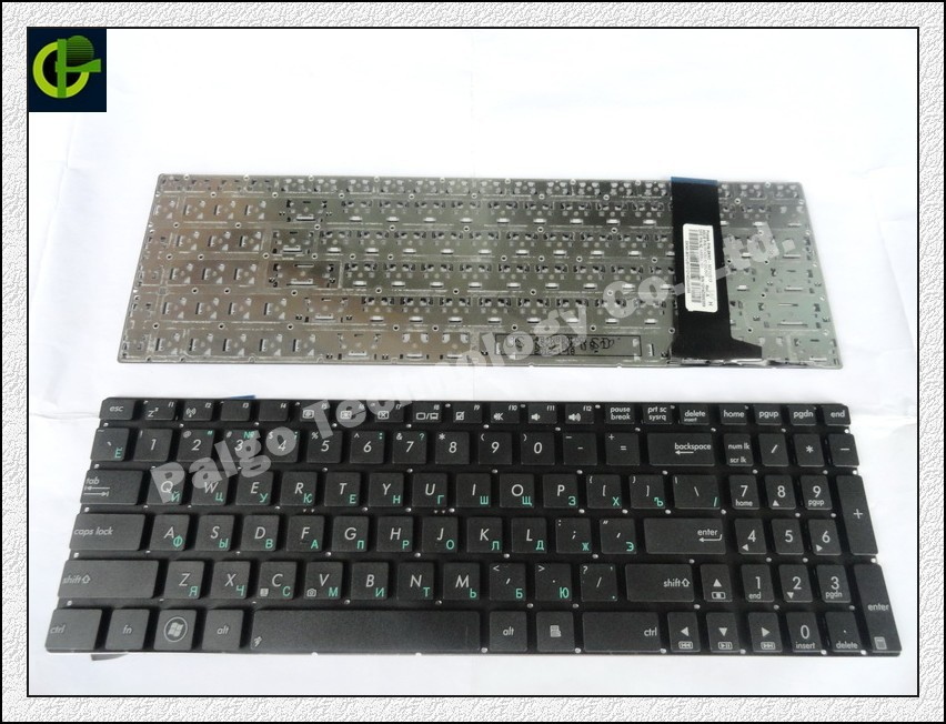 Russian RU Keyboard for ASUS N56 N56V N76 N76V N76VB N56DY N76VJ N76VM N76VZ U500VZ N56VV N56VZ U500VZ U500 U500V Black for honda steed 400 600 vt600 shadow 400 750 magna 250 750 motorcycle front brake clutch left 1 25mm chrome