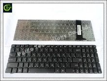 Russian RU Keyboard for ASUS N56 N56V N76 N76V N76VB N56DY N76VJ N76VM N76VZ U500VZ N56VV N56VZ U500VZ U500 U500V  Black