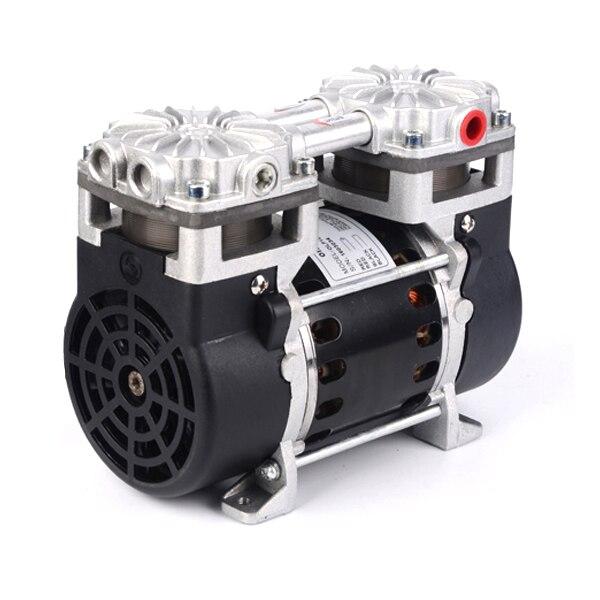 HZW 165 High pressure pump dc airbrush double head piston vacuum pump