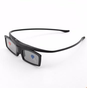 2 pcs New Bluetooth 3D Shutter Active Glasses para Samsung SSG-5100GB 3DTVs Universal TV de papelão Frete grátis 1