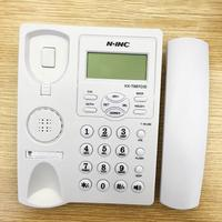 KX 887CID English LCD Caller ID Display Clock Alarm Home Hotel Office Telephone