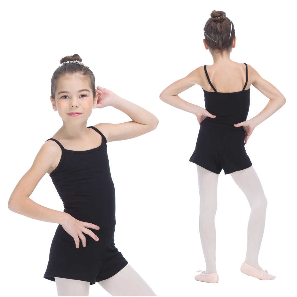 83a7c2a9dc09 Detail Feedback Questions about Girls Black Leotard with Shorts ...