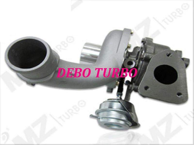 GT1852V/718089-5008 8200267138 Turbo Турбокомпрессор для Renault Avantime, Espace 3, Лагуна 2, vel Satis, G9T712/G9T700, 2.2L 150HP