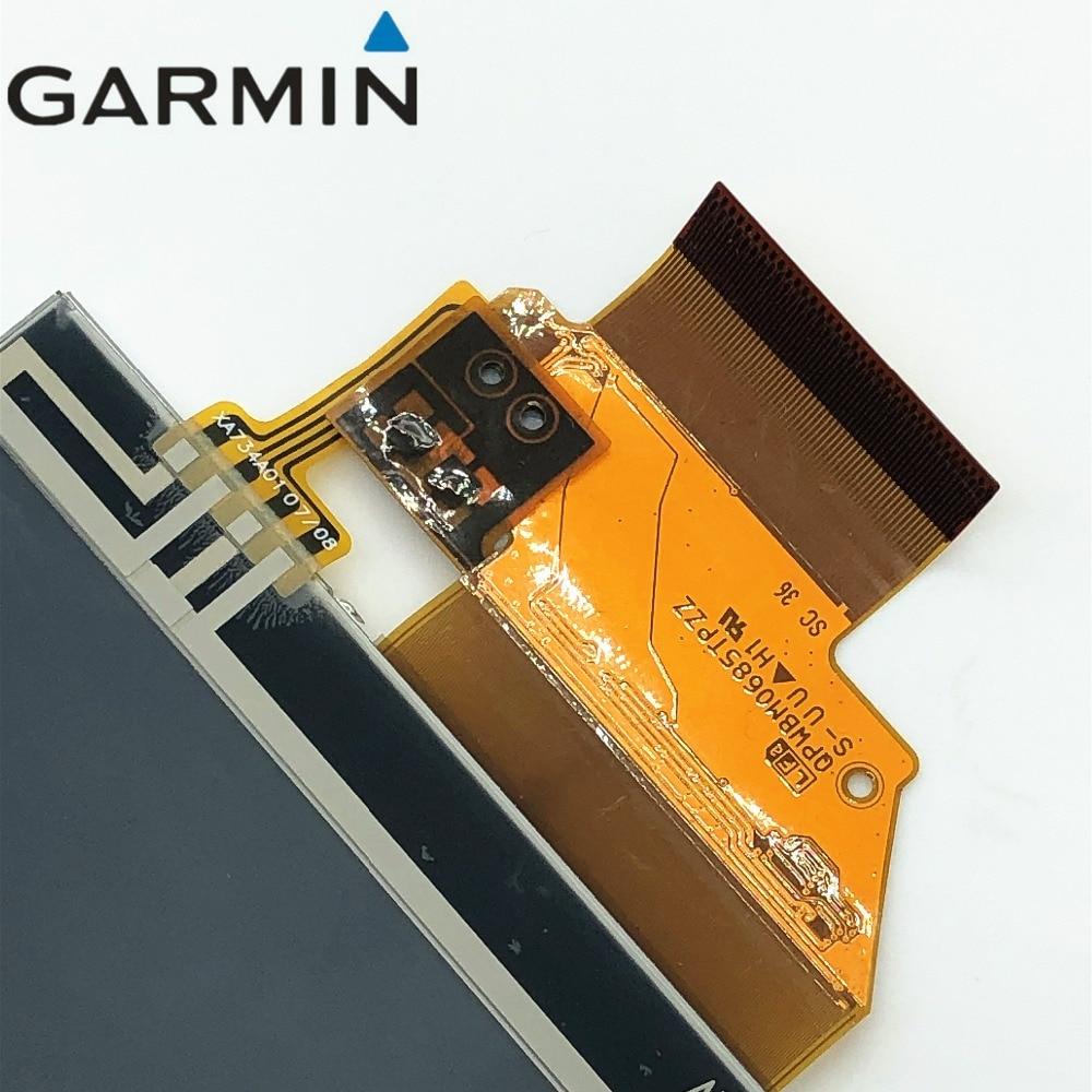 Original 3.5''inch LQ035Q1DH02 LCD screen for Garmin nuvi 255T 260 275 1200 500 510 215 LCD display Touch screen digitizer(China)