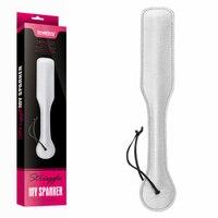 Lovetoy 12,5 zoll kunstleder spanking paddel erwachsene produkte peitsche auspeitschen kit Kitting arsch sex-spielzeug für frauen sex produkte