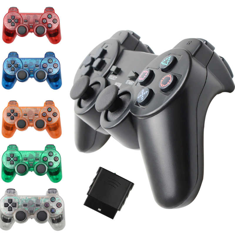 Dual Controller Game Console Joystick to Computer PC USB