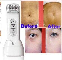 RF удаление морщин Красота машина точечный матричный термаж для лица радиочастотная подтяжка лица Подтяжка кожи RF термаж