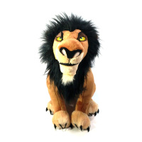 Sitting High 34cm Scar The Lion King Plush Toys Simba Soft Stuffed Animals Doll For Children Gifts