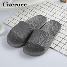 2018 Summer Beach Men Shoes Casual Couple Sandals Slippers S