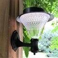 ¡ Venta caliente! Lámpara de Pared Al Aire Libre 16Led Solar Decoraciones LLEVÓ de Calle Solar Del Jardín Césped Luz Solar A Prueba de agua luminaria Luces de La Noche