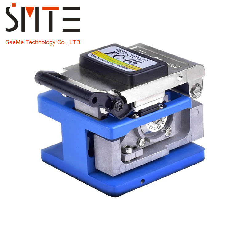 Fiber Optic Cleaver FC-6S 250um-900um 12 Position Blade For FTTX FTTH fast connector Metal material High Precision AluminumFiber Optic Cleaver FC-6S 250um-900um 12 Position Blade For FTTX FTTH fast connector Metal material High Precision Aluminum