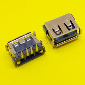 15pcs USB 2.0 connector for Acer Aspire 5232 5241 5516 5517 5532 5541(China)