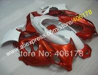 Лидер продаж, дешевые GSX750f GSX600f ABS тела комплект для Suzuki GSX 750 600 Katana 1998 2007 красный, Белый мотоциклов Обтекатели