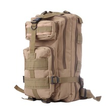 Outdoor Travel Hiking Backpack Military Tactical Mountaineering Bag Waterproof Nylon Trekking Rucksack Sport Camping Backpack