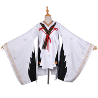 Anime Vocaloid Miku Luka Cosplay Costume Hatsune Miku Dress Custom