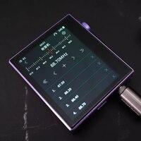 AP80 высокого разрешения ES9218P Bluetooth с функцией подачи Хай Фай музыки и MP3 плеер LDAC USB DSD DAC 64/128 FM радио HibyLink FALC DAP