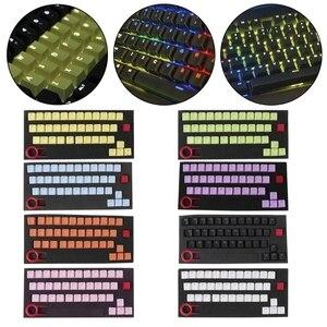 Image 3 - PBT 37 Tasti Doppio colpo Translucidus Retroilluminato Keycaps per Tastiera Meccanica