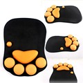 Lovely Animal Skid Resistance Memory Foam Comfort Wrist Rest Mouse Pad Mice Mats  for Computer PC Laptop