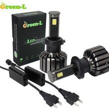 Green L H27 880 9004 HB1 9005 HB3 9006 HB4 9007 HB5 H4 9003 HB2 Hi