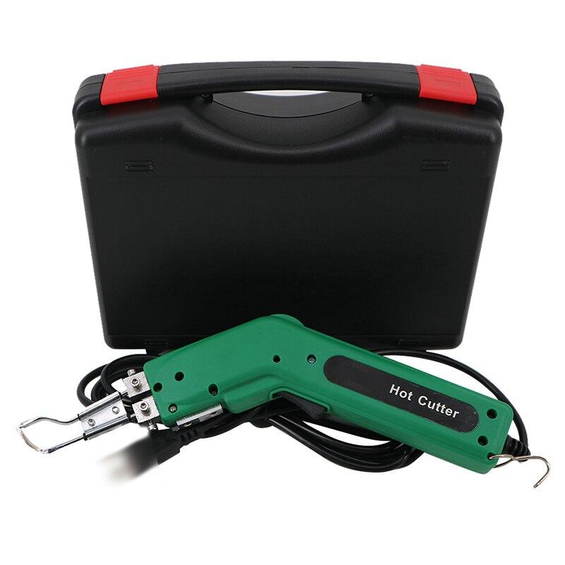 Hand Hold Heating Knife Cutter Hot Cutter Fabric Foam Rope Electric Cutting Tools Heat Knife Cutter EU Plug