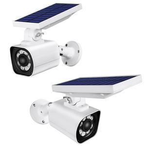 Image 3 - Luces farola Solar Led con Sensor de movimiento PIR para exteriores, impermeables, Ip66, control preventivo, antirrobo, Lámparas de jardín Solar, novedad