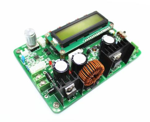 ZXY6005 upgraded version ZXY6005S Full CNC constant voltage constant current DC-DC regulated power supply,60V,5A, 300W Connector ltc3780 dc dc automatic lifting and pressing solar energy vehicle voltage constant voltage constant current power supply module