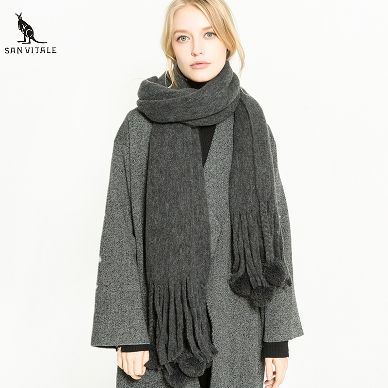 Scarves For Women Scarf Winter Warm Gift Cape Famous Brand Plaid Skull Pashmina For Dress Scarfs High Quality Designer Casual