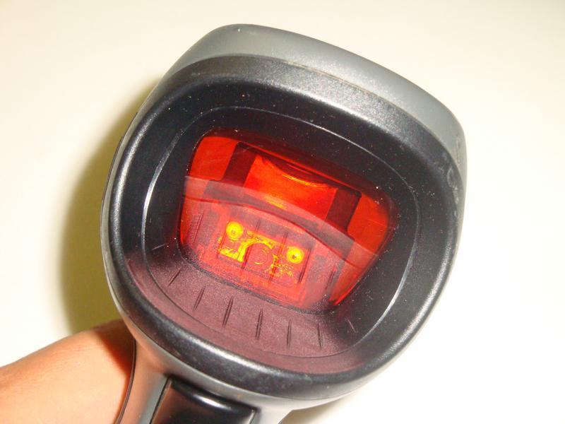 Used Motorola Symbol Ds9808 Handfree Area Image 2d Qr Barcode Reader