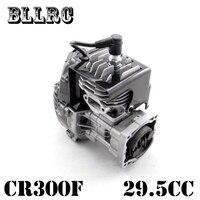RCMK cr300f оригинальный 29.5cc бензиновый двигатель BAJA Losi Rovan HSP км дистанционного управления автомобиля масло динамическая модель автомобиля Engine ...