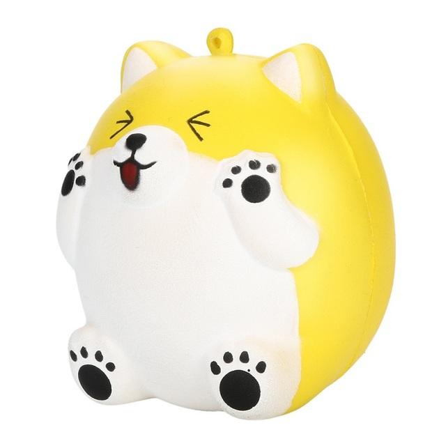 Cute Dog Squishy Toy