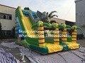 2016 novos direto da Fábrica corrediça Inflável, slide Elefante KY-112