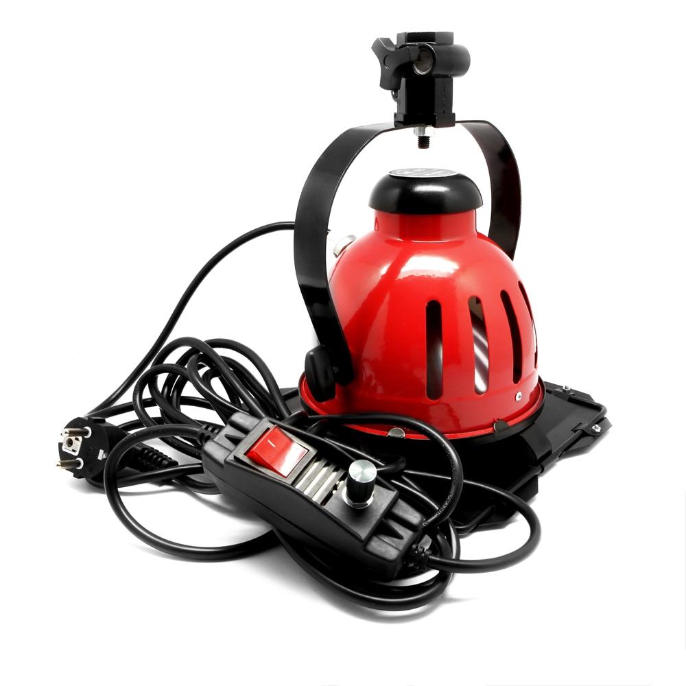 Selens рыжый свет с яркость диммера 800 Вт 220 В/110 В для съемок студийное освещение света студии фотографии