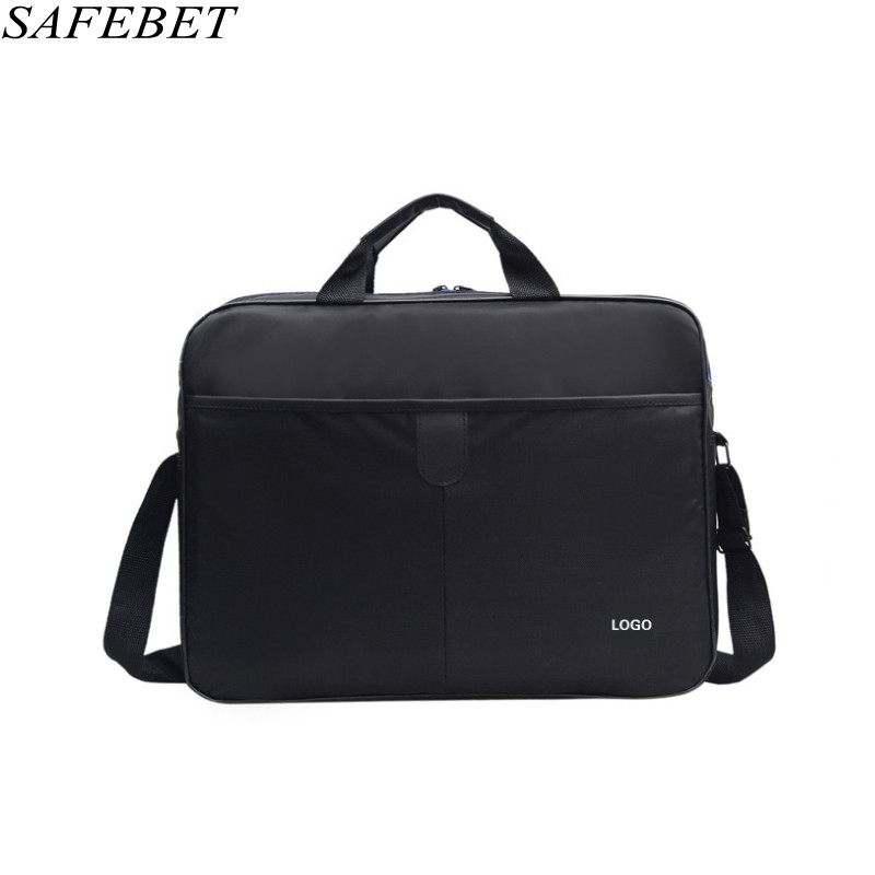 SAFEBET Brand Fashion Men Computer Laptop Handbag High Quality Waterproof Oxford Men's Travel Bags Shoulder Bag Messenger Bags safebet brand crocodile pattern fashion men shoulder bags high quality pu leather casual messenger bag business men s travel bag