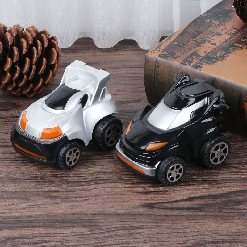 360 Degrees Rotation Upright Stunt Inertial Car Education Toy Gifts Kid Baby Toy