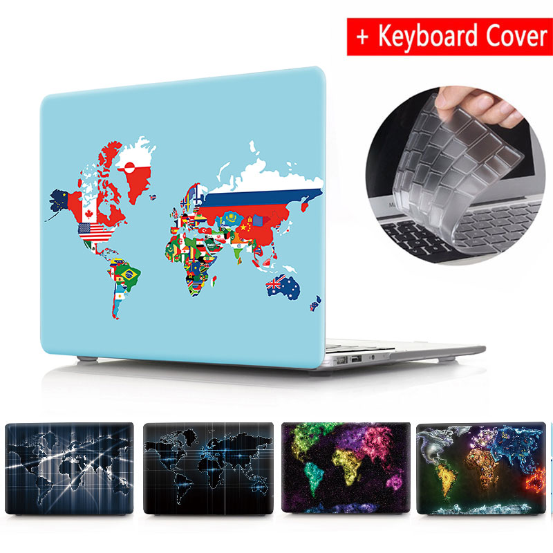 "Beautiful View Painting Hard Matte Case Cover for Macbook Pro 13/""//15/""Air 11/""//12/"""