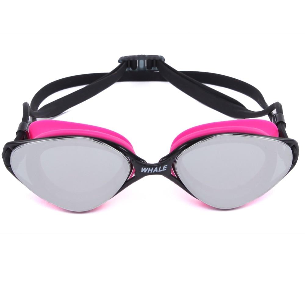 Whale brand Summer Unisex Woman Men Water Anti-fog UV Protec