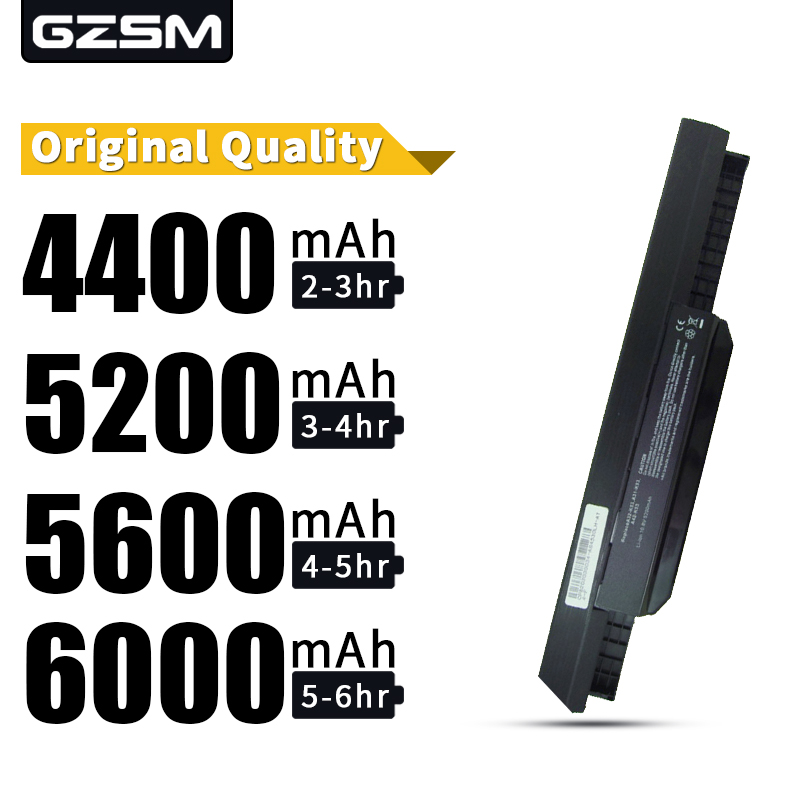 Bateria Do Portátil para Asus k53 A32 GZSM A42-K53 A31-K53 A41-K53 A43 A53 K43 K53 K53S X43 X44 X53 X84 X53SV x53U X53B X54H bateria