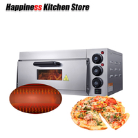 Single Layer Pizza Oven Pancake Machine Griddle kitchen cooking tools Electric Commercial Pizza Tools Kitchen Accessories