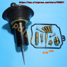 1 set of  235YM Virago XV250 Mikuni carburetor repair kit Kit Configure Plunger assembly Jet needleJNNeedle jet NJ