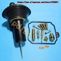(1 set of $ 23.5)YM Virago XV250 Mikuni carburetor repair kit Kit Configure Plunger assembly Jet needle(J.N.)/Needle jet (N.J.)